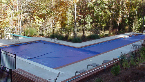 custom pool enclosure hexagon shape. A Custom Automatic Cover Fitted To L Shaped Pool. Pool Enclosure Hexagon Shape F