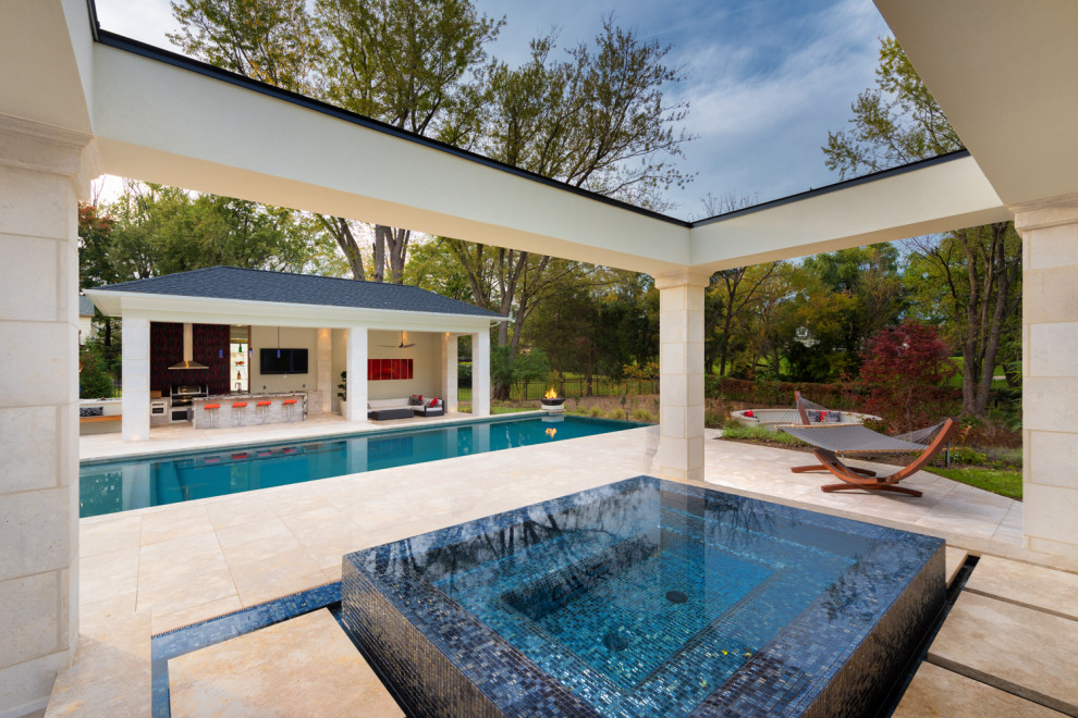 Create your own private wellness retreat with the help of ... on Colao & Peter Luxury Outdoor Living id=69788