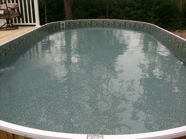 Crestwood Pool Traditional Pool Other Metro By Pocono Pool Spa Llc