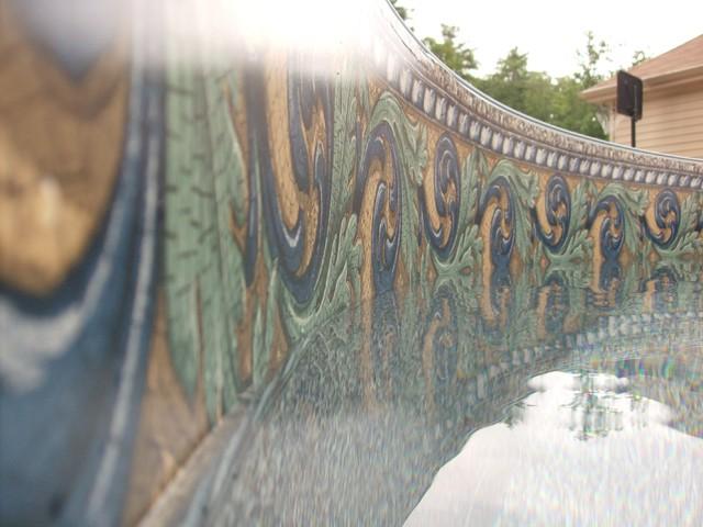 Crestwood Pool eclectic-pool