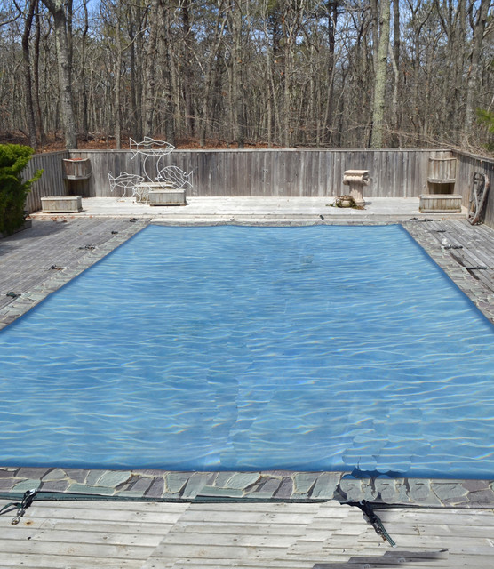 Decorative Pool Covers : Custom covers