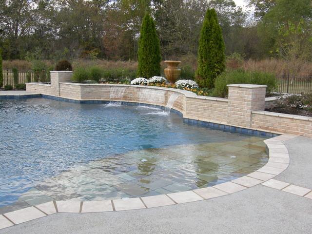 Custom Gunite Swimming Pools In Memphis Tn Surrounding