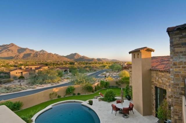Custom Home DC Ranch Scottsdale AZ