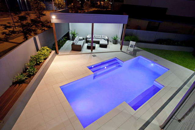 Custom Home Designs With Pools