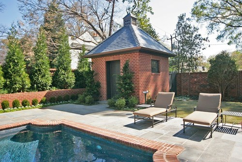 Photo By J. Barwick Construction   Discover Pool Design Inspiration