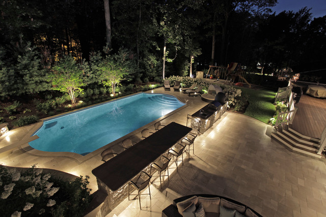 Custom pool design berkeley heights nj new jersey for Pool design new jersey