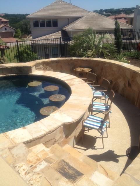 Custom Pools traditional-pool