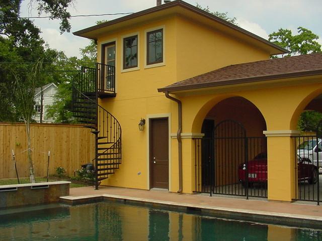 Custom Wrought Iron traditional-pool