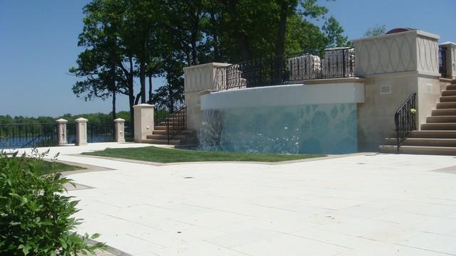 Customized Pool Designs & Pool Decks contemporary-pool