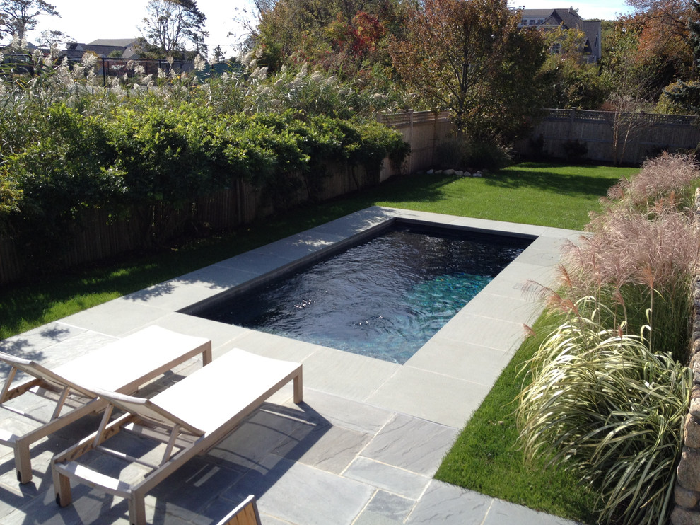 Pool - traditional pool idea in New York