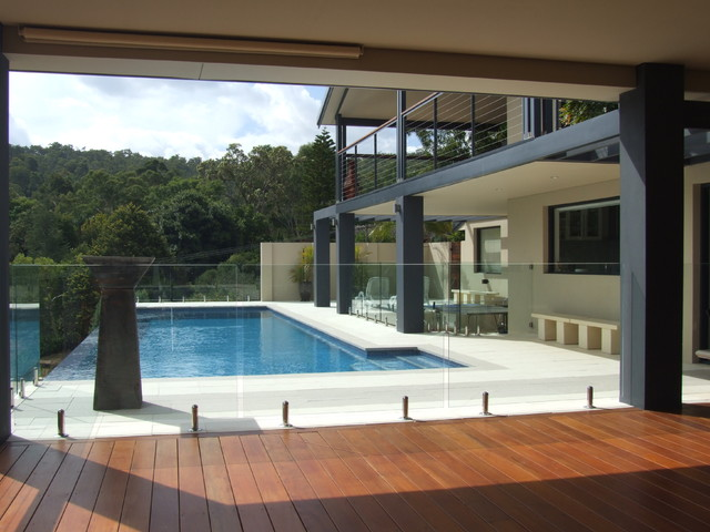 Edland residence contemporary pool perth by design for Pool design eltham