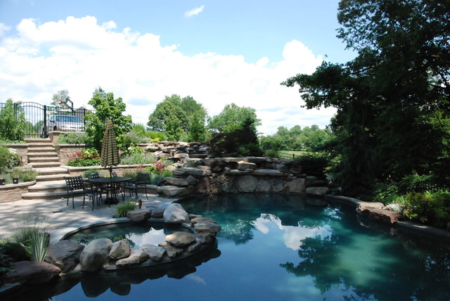 Darnestown Residence modern pool