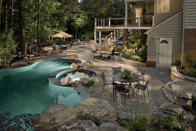 Darnestown Residence contemporary-pool