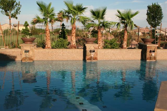 Deborah & Roger W tropical-pool
