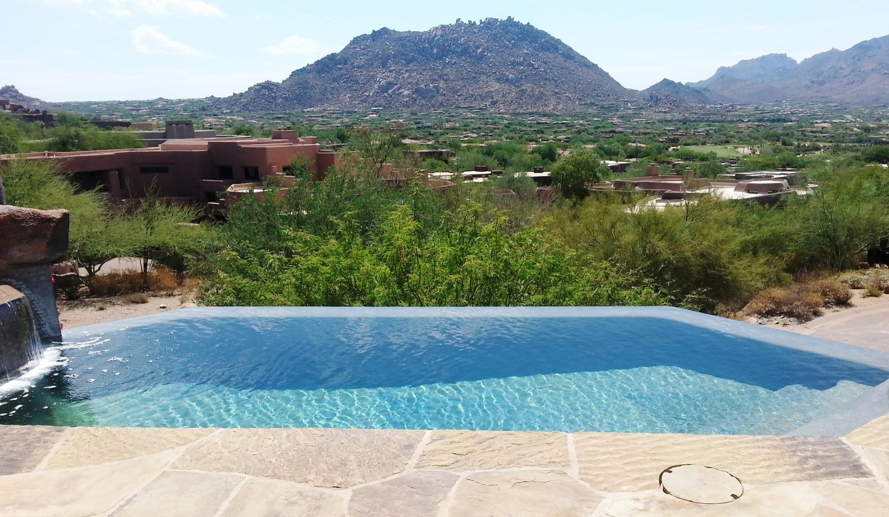 Desert Highlands I--Pool