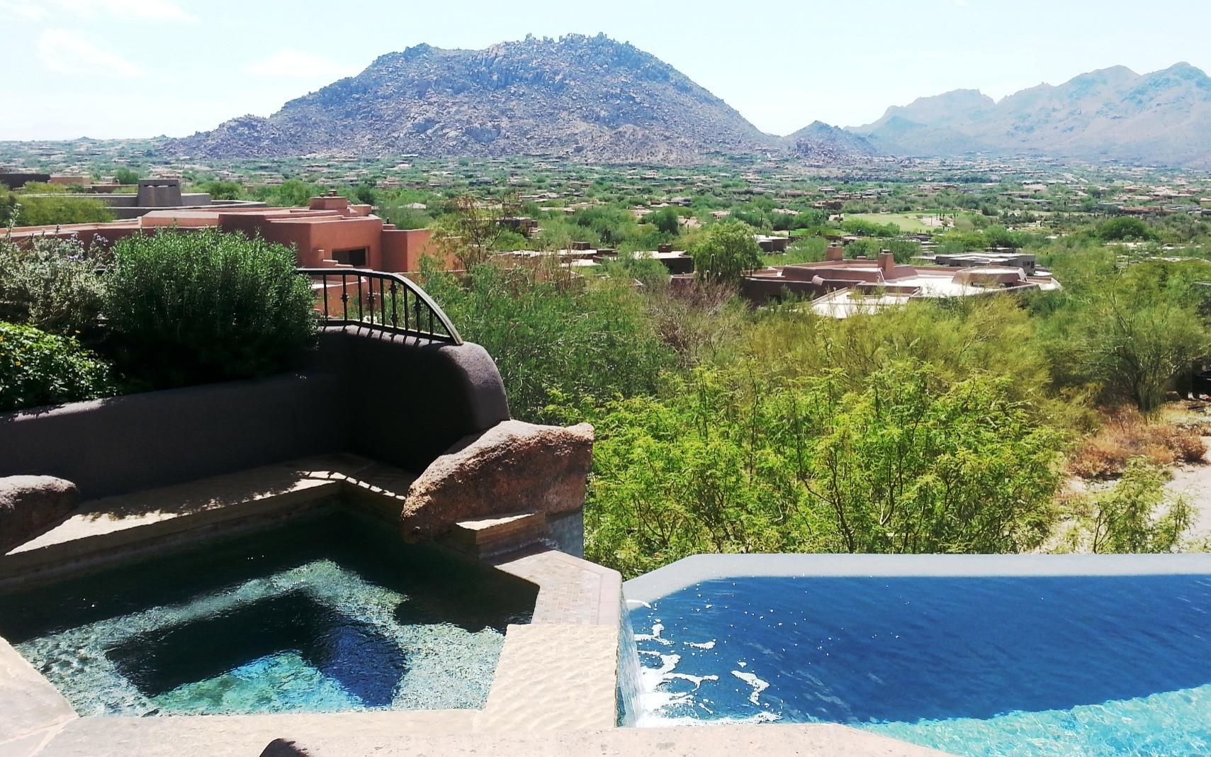 Desert Highlands I--Spa and Pool