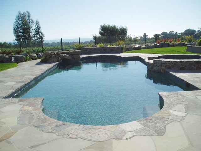 Design build encinitas zen for Zen pool design