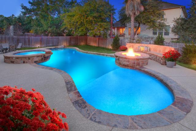 Designer pools and outdoor living for Designer pools and outdoor living
