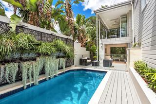 75 Beautiful Side Yard Pool Ideas Designs July 2021 Houzz Au