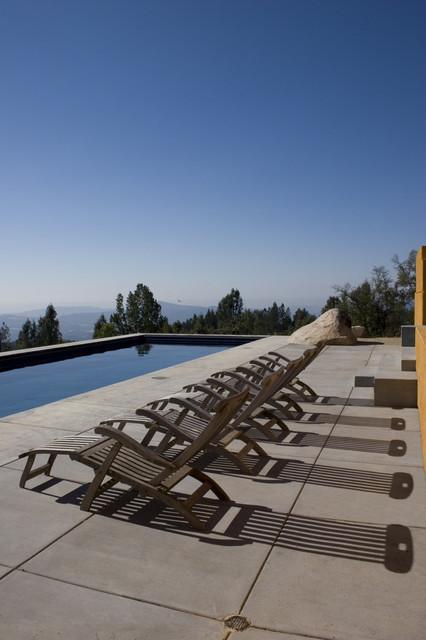 Dos Iguanas Residence contemporary-pool