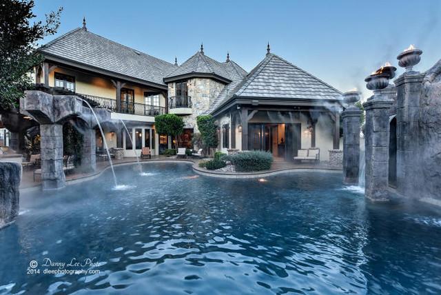 Dream Pool Midcentury Swimming Pool Hot Tub Salt Lake City By Melinda Goodwin Luxury