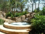 Dream Pools and Spas of San Diego, Inc. tropical-pool
