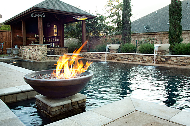 Swell Dry Stack Custom Swimming Pool North Richland Hills Tx Gmtry Best Dining Table And Chair Ideas Images Gmtryco