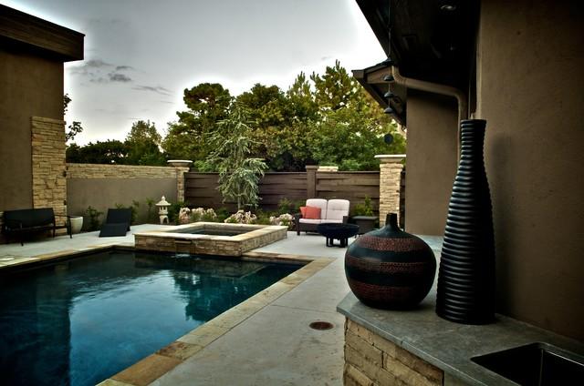 Beautiful Garden Island Design Ideas Zen Swimming Pool