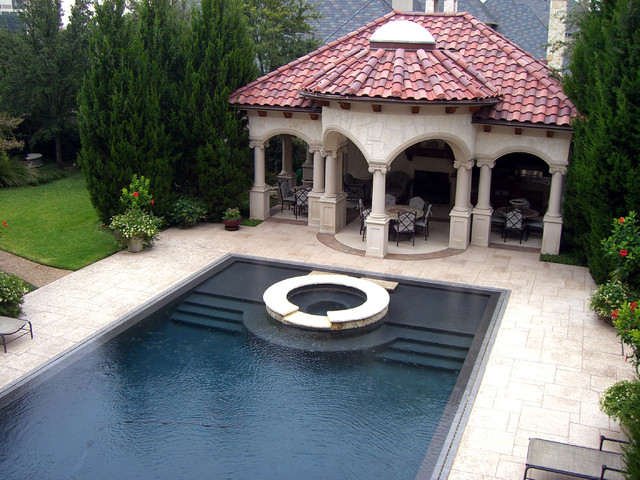 Private Swimming Pools eclectic-pool