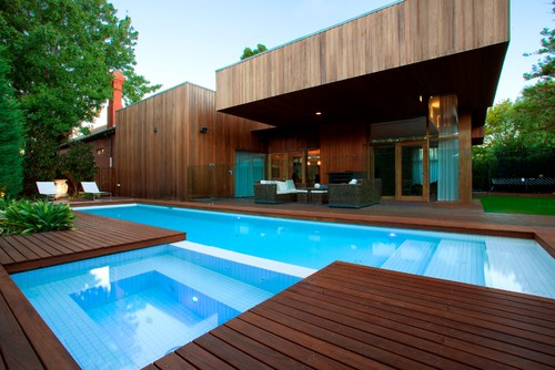 Top 10 Most Unique Pool Decking Options