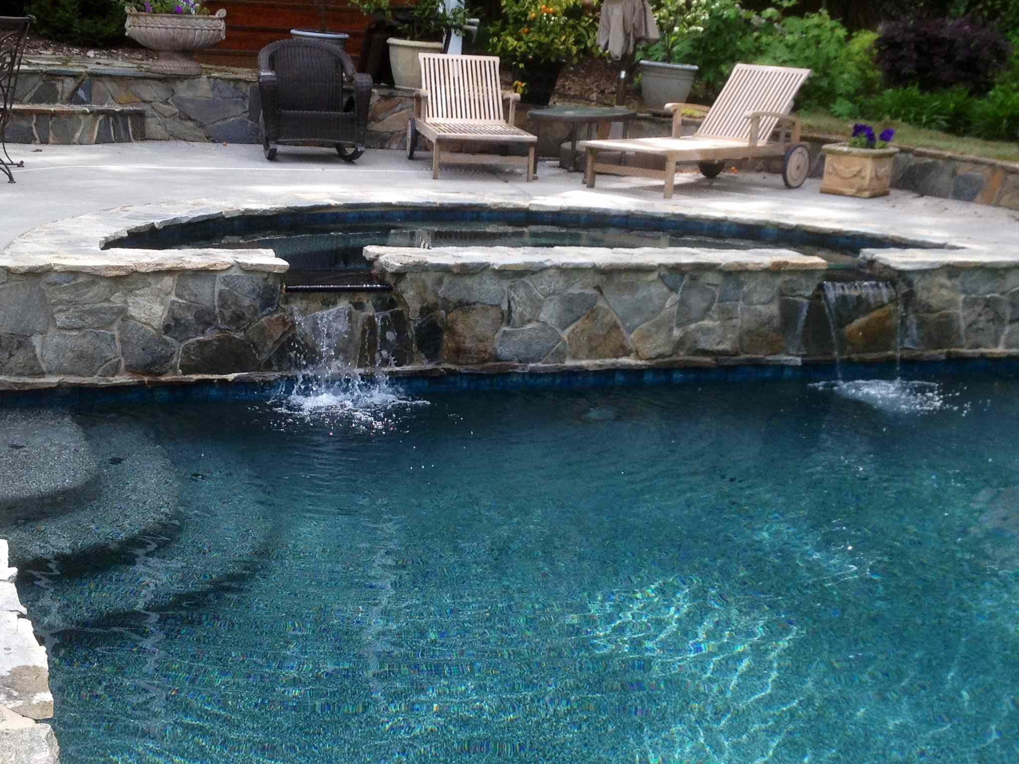 Emerald Bay Pebble Tec Pool Finish