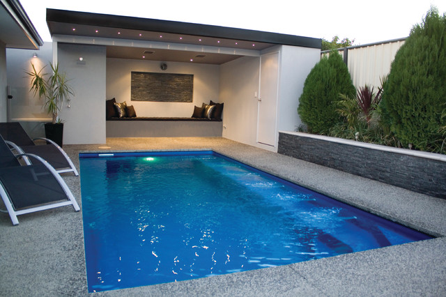 Empire 6m x 3m contemporain piscine perth par for Piscine gonflable 3m