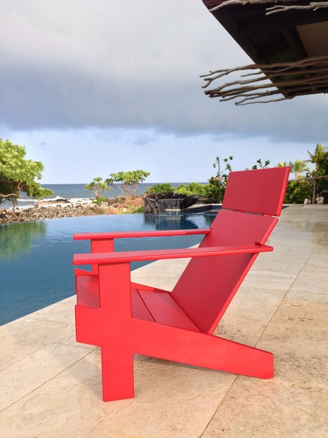 ... Enviro Wood Modern Furniture Lollygagger Chair Contemporary Pool ·  Plastic Dining Chairs · Hauser Niagara Cast Aluminum Outdoor ...
