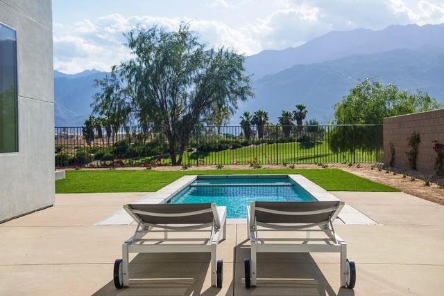 Escena homes, Palm Springs, CA modern-pool