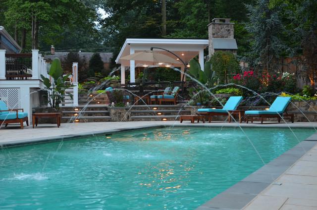 Transforming Swimming Pools : Estate transformation