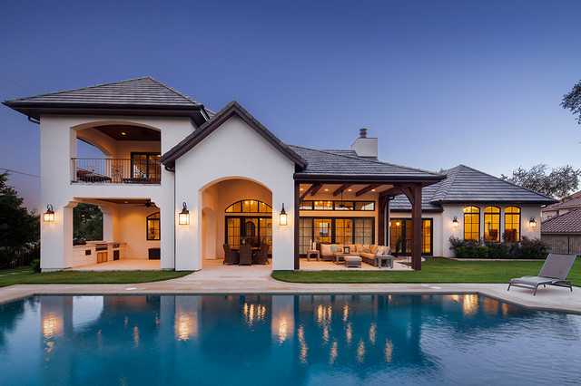 Milky Way Estate mediterranean-exterior