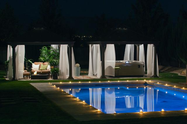 European Spa Pool contemporary-pool