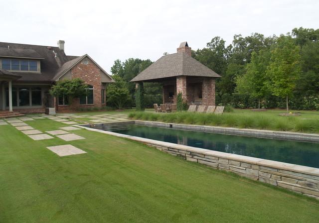 Ewing Aquatech contemporary-pool