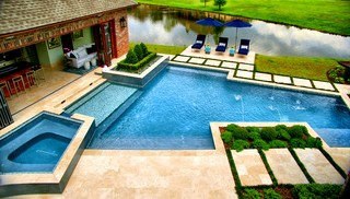 Ewing aquatech for Homes for sale in baton rouge with swimming pools