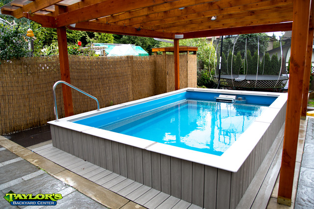 Exercise Pools - Contemporary - Pool - Vancouver - by ...