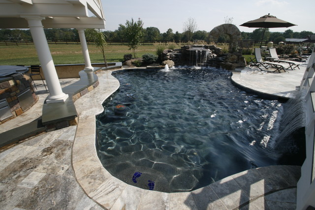 Extreme backyard makeover for Backyard makeover with pool