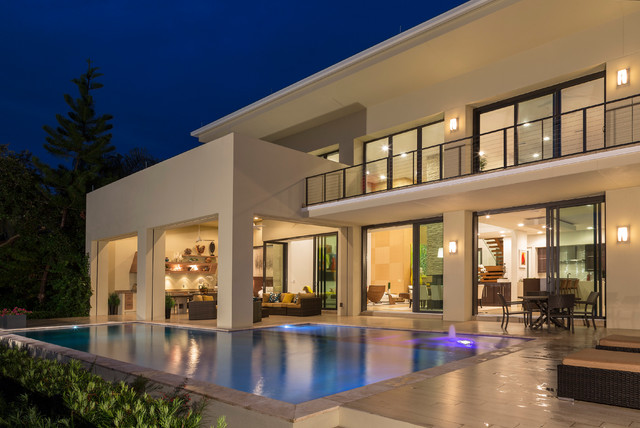F1 Contemporary Pool Orlando By Storch