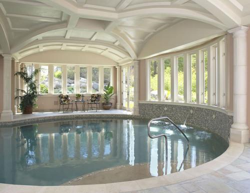 Pool Interior 2 traditional pool