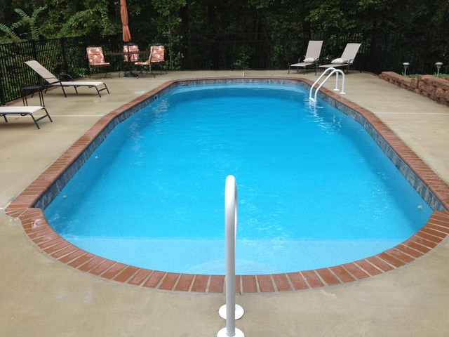 Fiberglass pool jobs contemporary pool other by for Swimming pool design jobs