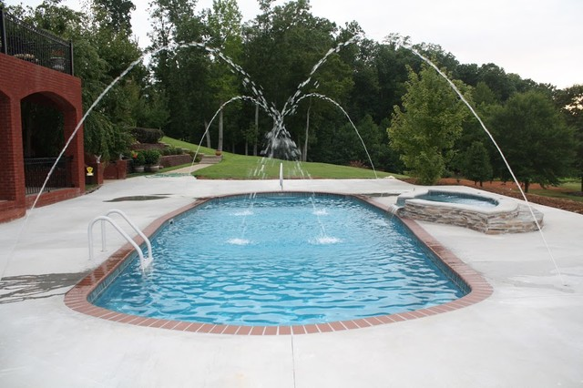 Fiberglass pool jobs contemporary pool other by for Pool design jobs