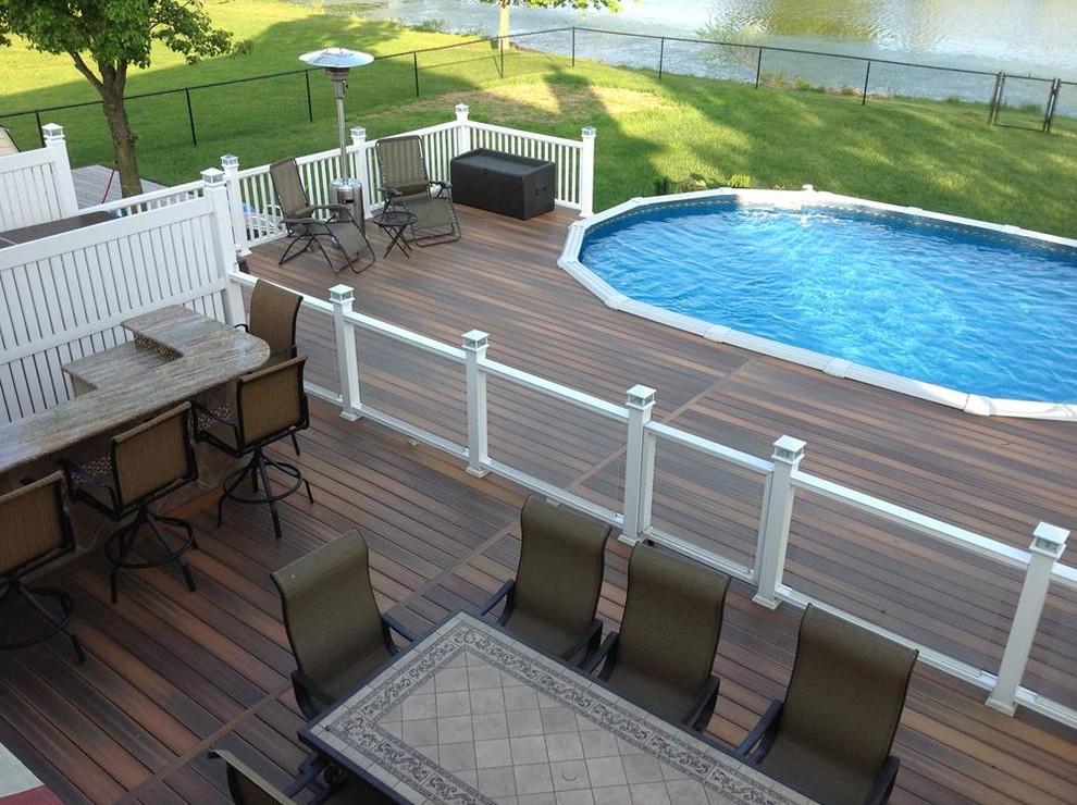 Fiberon Composite Decking, Best Composite Decking For Above Ground Pool