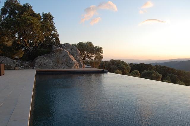 Finca Jabali Pool modern-pool