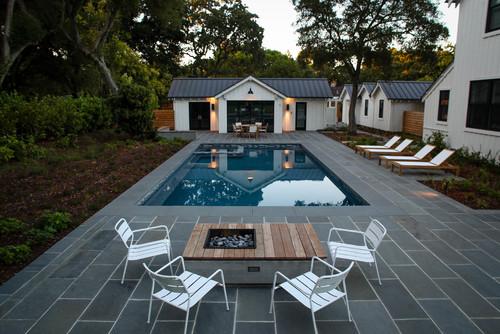 Fire Pit & Pool