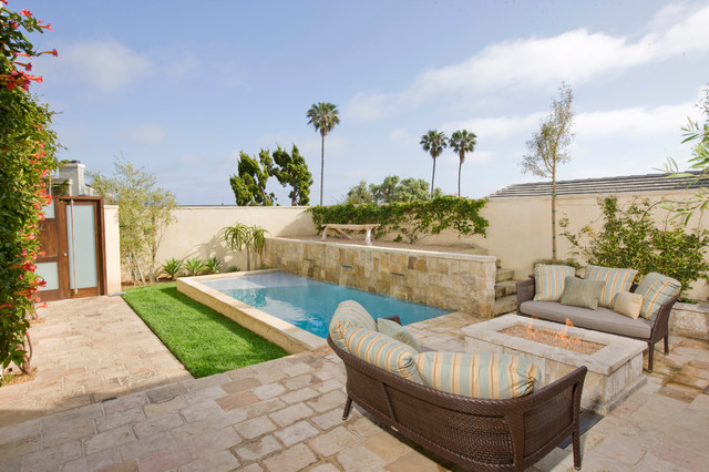 Fire Pits For The Outdoors Mediterranean Style