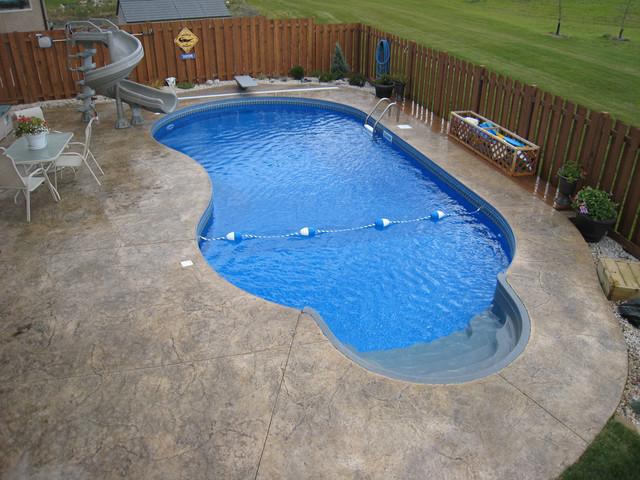 Flatback Kidney Pool Design Tropical Pool Other